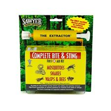 SAWYER B6B THE EXTRACTOR BITE & STING KIT VENOM REMOVAL BEE & WASP SNAKE BITES