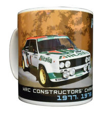 Fiat 131 Abarth Rally Car Mug