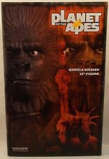 "Planet Of The Apes Movie By Sideshow - 12"" Gorilla Soldier Figure Sealed"
