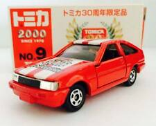 Takara Tomy Tomica 30th Anniversary No.9 Toyota Levin ( AE86 )  - Hot Pick