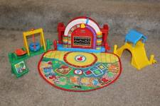 Fisher Price Little People Time To Learn Preschool Lot Set 2005 School Toys Fun