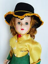 """GORGEOUS!!! Vintage 1950 Sweet Sue as """"ANNIE OAKLEY"""" American Character Doll 18"""""""
