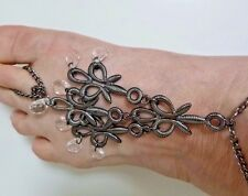 NEW CJC Slave Bracelet Anklet for Hand or Foot by Carol's Jewelry Creations