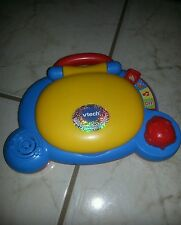 Vtech Baby's Learning Laptop Computer Development Educational Musical Toy