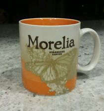 Starbucks MORELIA Icon Mug. New in box with SKU. Intnl buyers pay customs fees