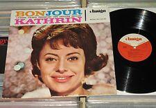 Caterina Valente - LP (VG+) Bonjour Kathrin - Ihre Grössten Erfolge / AMIGA 1965