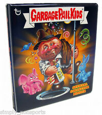 topps GPK GARBAGE PAIL KIDS OFFICIAL card BINDER/ALBUM BRUCE