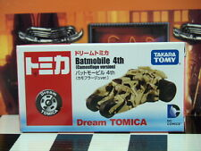 TOMICA BATMOBILE 4th CAMOUFLAGE VERSION NEW IN BOX DREAM TOMICA SERIES