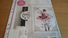 Cross stitch chart Sugar Plum Fairy grafico LADY DANCER Ballerina Ballet grafico