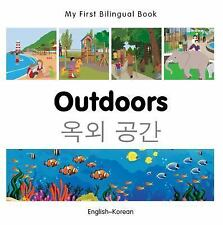 My First Bilingual Book?Outdoors (English?Korean), Milet Publishing, New Books