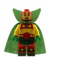 Mister Miracle (Batman) Minifigure Scott Free Printed on LEGO Parts Custom