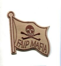 FAIP MAFIA FIRST ASSIGNMENT INSTRUCTOR PILOT USAF Training Squadron Jacket Patch