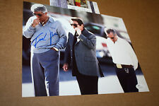"FRANK VINCENT W/JOE PESCI  & SCORSESE SIGNED 8X10 PHOTO FROM ""CASINO"" JSA CERT"