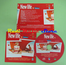 CD NEW LIFE 9 compilation PROMO MUKI ELECTROMANA CHRIS COCO (C28) no mc lp vhs