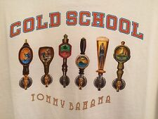NEW TOMMY BAHAMA RELAX TR213935 Beer Bartending COLD SCHOOL T-SHIRT Medium M