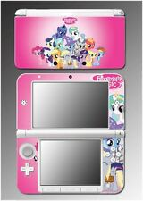 My Little Pony Fluttershy Rarity Derpy MLP Video Game Skin 2 for Nintendo 3DS XL