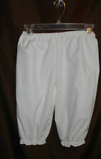 GIRL'S ORPHAN ANNIE COSTUME BLOOMERS sz;-12-,KNICKERS & OTHER CHARACTER PLAYS
