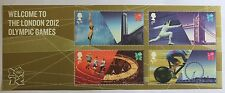 GB 2012 Welcome to The London 2012 Olympic Games - Mini Sheet MNH MS3341
