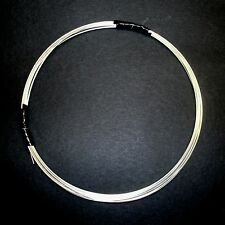 German Silver practice wire selection: 20G - Round, Square, Half Round