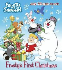 Nifty Lift-And-Look: Frosty's First Christmas (Frosty the Snowman) by Random...