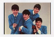 The Beatles Postcard group photo 1963 from quantity postcards 1992
