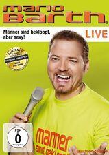 MARIO BARTH - MÄNNER SIND BEKLOPPT,ABER SEXY!   DVD NEU