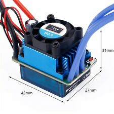 Racing 60A ESC Brushless Electric Speed Controller For 1:10 RC Car Truck UR