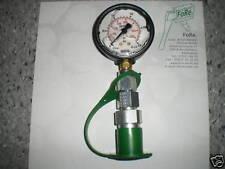 Hydrauliktester Hydraulikstecker Testgerät Manometer Hydraulikprüfgerät