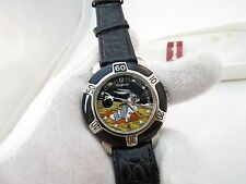 "BUGS BUNNY,Looney Tunes,""BOWLING DIAL""RARE! ,MIB In Box CHARACTER WATCH,R3-03"