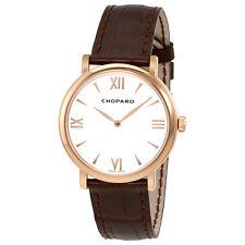 Chopard Classique Homme Automatic White Dial Unisex Watch 163154-5201