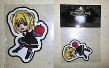 Death Note Chibi Misa Patch VIZ Media GEAnimation Licensed Brand New