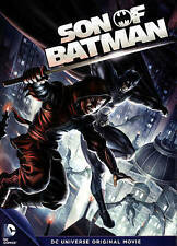 DVD: DCU: Son of Batman, Ethan Spaulding. New Cond.: Thomas Gibson, Xander Berke