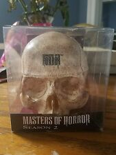 Masters Of Horror Season 2 Skull Box Set RARE Limited Edition 11 DVD Collection