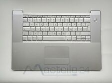 " TopCase Upper Case Tastatur Keyboard Deutsch 15,4"" MacBook Pro A1260 2008"
