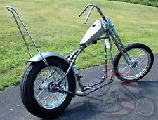 Groovy Chopper Narrow Springer Paughco Rigid Frame Sportster Rolling Chassis XLH