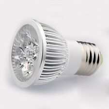 JDR E27 Warm White 4 LED Bulb Lamp Spotlight 4W 4*1W