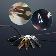 3pcs 8 in 1 Multifunctional Hairpin New Women Outdoor EDC Self-defense Tools