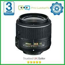 Nikon AF-S DX NIKKOR 18-55mm f/3.5-5.6G VR II (White Box) Lens - 3 Year Warranty