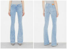 MIH JEANS Bodycon Marrakesh Jean High rise slim kick flare DYLAN DENIM 28 NEW