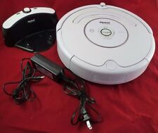 iRobot Roomba 530 With AC Power Adapter Charging Dock **AS IS For Parts**
