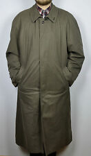 WELLINGTON OF BILMORE Mac Over Coat +INNER Jacket 40 UK Trench Gr. 50 EUR Mantel