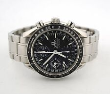 OMEGA SPEEDMASTER DAY-DATE CHRONOGRAPH AUTOMATIC MARK 40 3520.50 MENS WATCH