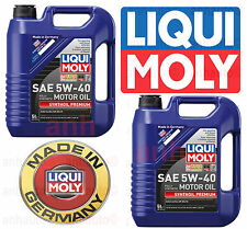 10-Liters of  Lubro Moly Synthoil  Full-Synthetic  Motor Oil 5W-40