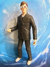 DOCTOR WHO FIGURE - THE 10th TENTH DOCTOR in 3D GLASSES & SONIC - DOOMSDAY