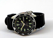 Seiko 6309-7290 Divers Watch Men Vintage 150M Automatic Stainless Steel #4884