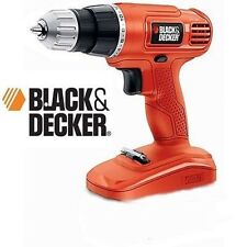 Black And Decker 9.6 Volt Cordless Drill Driver 24 Position Clutch GC9600 (Bare)