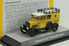 1931 Phänomen Granit Deutsche Reichspost 1:43 Premium classixxs