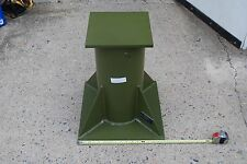 """15 TON MILITARY VEHICLE STAND 20"""" TALL VEHICLE JACK STAND ALUMINUM NEW"""