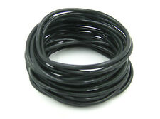 "60 High Quality Extra Large 3"" Diameter Black Jelly Bracelets #B1121-60"