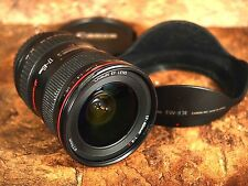 Canon EF 17-40mm f/4L USM Lens - UX - Please Read